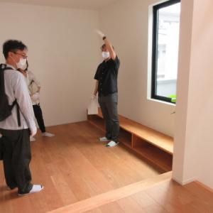 小竹向原の音楽室のある住宅完成見学会を開催しました