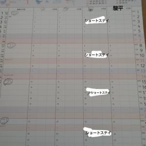 自閉っ子・駿平☆今年のカレンダーはもう書き終えました(-.-;)