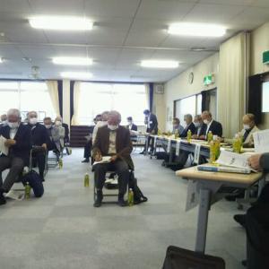 東外環状線建設対策委員会総会に出席