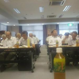 長野市東北地区道路問題対策委員会の総会