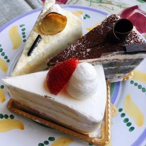 ケーキといろいろ