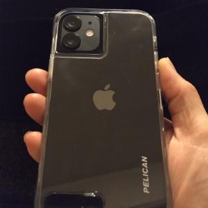 iPhone 12 mini 買った