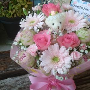 お嫁さんに行ったお花とフリマ情報