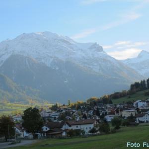 今週の一枚   /  スイス「ミュスタイア」