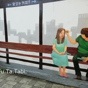 梅雨の釜山9.雨の南浦洞・・・。