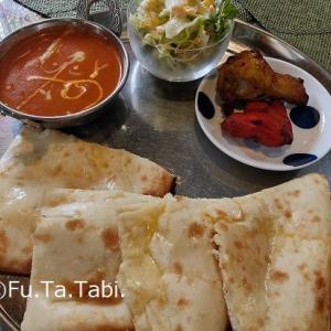 す~さんのインド料理 ナマステ スーリヤ 岩出店 でランチ。