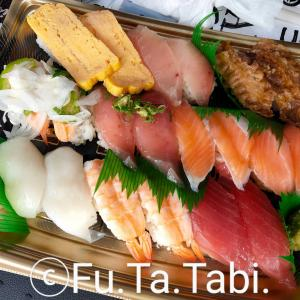 くら寿司で、大誤算のテイクアウト・・・。