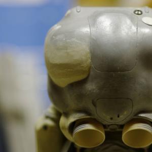 重装甲スネークアイ 背部修正