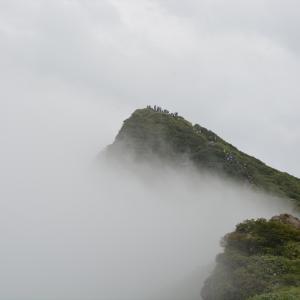 日本百名山 「谷川岳」