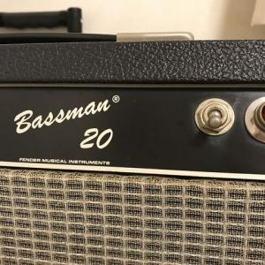 ★Fender Bassman20 リベラ期!