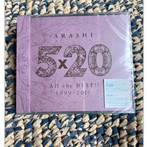 5×20 ARASHI ♡