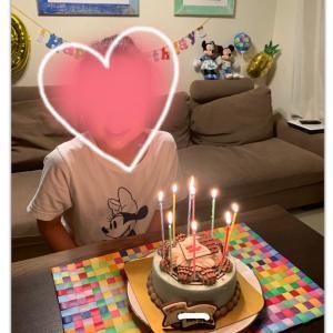 祝☆娘9歳