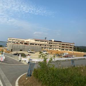 恩納村中学校統合研修