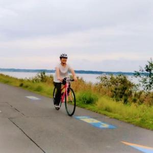 自転車のまち土浦!霞ヶ浦ゆるサイクリングで体温アップ