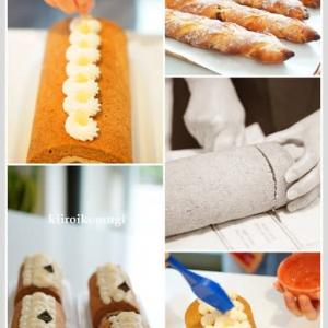 パンとケーキのレッス~~