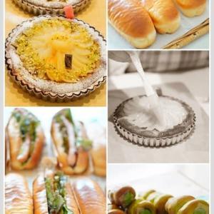 特パン+Cake&Desertクラス~タルト・オ・ポワール・ピスターシュ