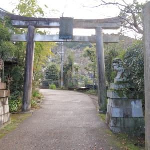 ねずみ神社に参詣