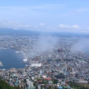 函館風景で勘違い