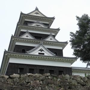 天守に泊まれる大洲城