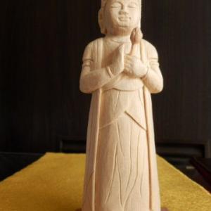 洋裁も、編み物も、刺繍も、仏像彫刻も楽しみながら・・・