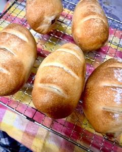 【パン作り】ウインナーごろごろパン