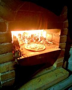 【料理】ピザ窯でピザ焼いてみた