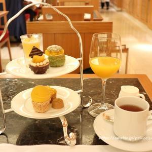 マンゴーアフタヌーンティー♡ペニンシュラ東京 ザ・ペニンシュラ ブティック&カフェ