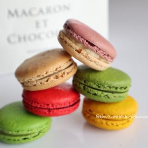 可愛いマカロンやさん♡MACARON ET CHOCOLAT