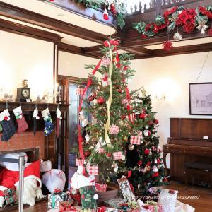 山手111番館♡横浜山手西洋館世界のクリスマス2019