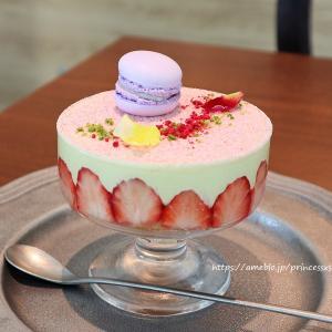 ニューオープン!ラトリエアマファソンのパフェを二子玉川で♡Triangle Cafe