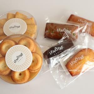 LENOTREのお菓子