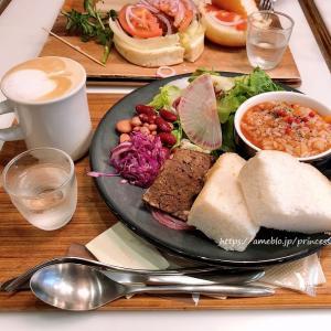 スペシャルプレートランチ♡SONOKO CAFE 銀座店