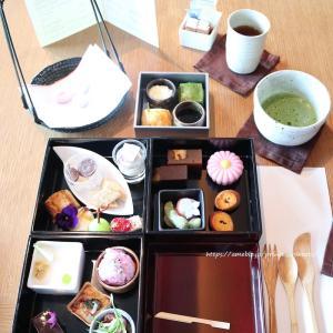 グランドキッチン×アフタヌーンティー 「京のおもてなし」♡パレスホテル東京