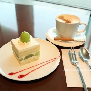 ケーキセット♡小田急ホテルセンチュリーサザンタワーラウンジサウスコート