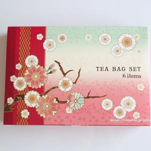 春のお茶♡LUPICIA
