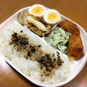 10月26日(土)のお弁当