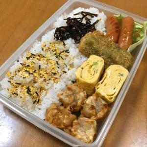 4月10日(金)のお弁当