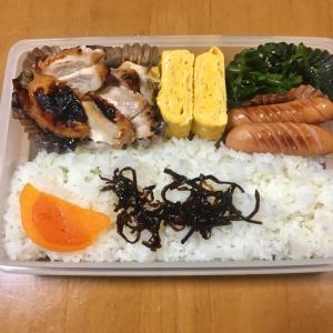 5月27日(水)のお弁当と晩ごはん