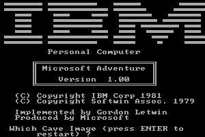 MS-DOSの名作ゲーム2500本を歴史資料として公開