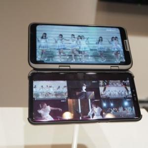 LGエレクトロニクス、2年ぶり日本でプレミアムスマホ販売へ