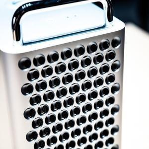 新型Mac Proの受注開始--フルスペックで5万ドル超