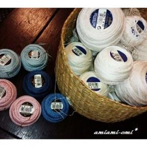 タティングレースを編みなさいということ?