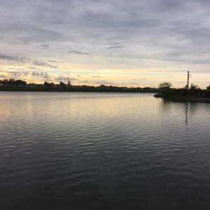 20200920 ドブ川で補習
