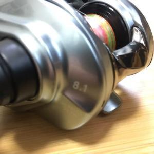 ダイワ アルファスSV TW 800XHL開封の儀