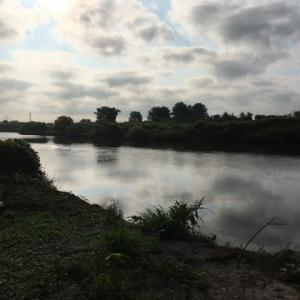 20210722 灼熱の北の川で数釣りできました!