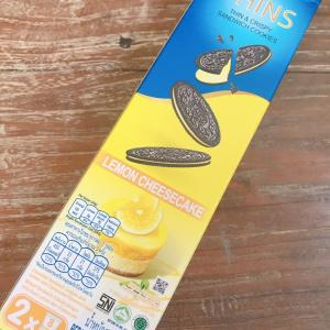 オレオのレモンチーズケーキ味