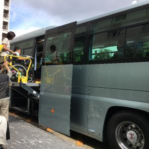 車椅子団体での京都旅行
