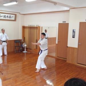 沖縄研修1日目とオカモト道場。