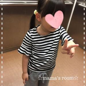 韓国子供服 着画と娘のこと