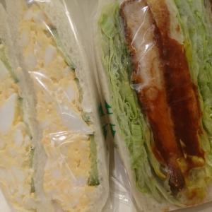 E&Mサンドイッチストーリーのサンドイッチに病みつきになる